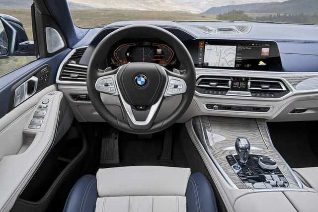 47 The 2020 BMW X7 Exterior and Interior with 2020 BMW X7