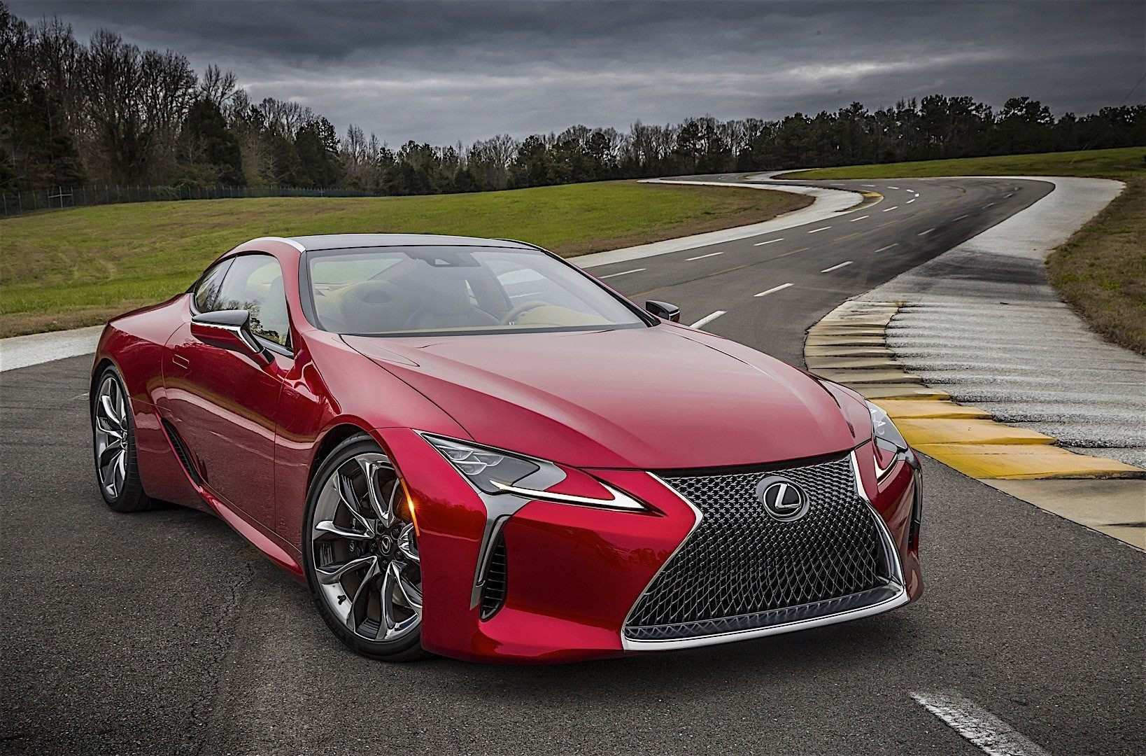 47 The 2020 Lexus LF LC Price and Review with 2020 Lexus LF LC