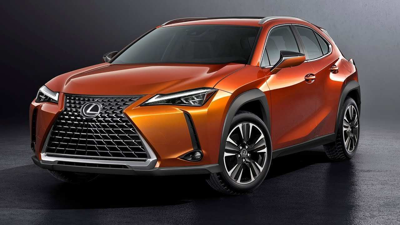 47 The 2020 Lexus Ux Exterior Canada New Concept for 2020 Lexus Ux Exterior Canada