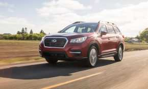 47 The 2020 Subaru Ascent GVWr Release with 2020 Subaru Ascent GVWr