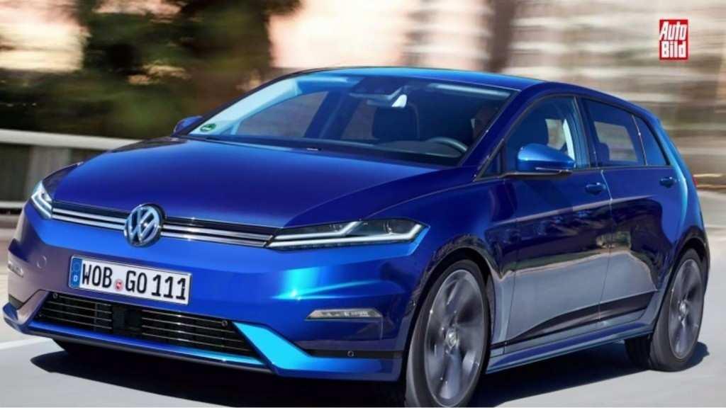 47 The 2020 Volkswagen Golf R Picture with 2020 Volkswagen Golf R