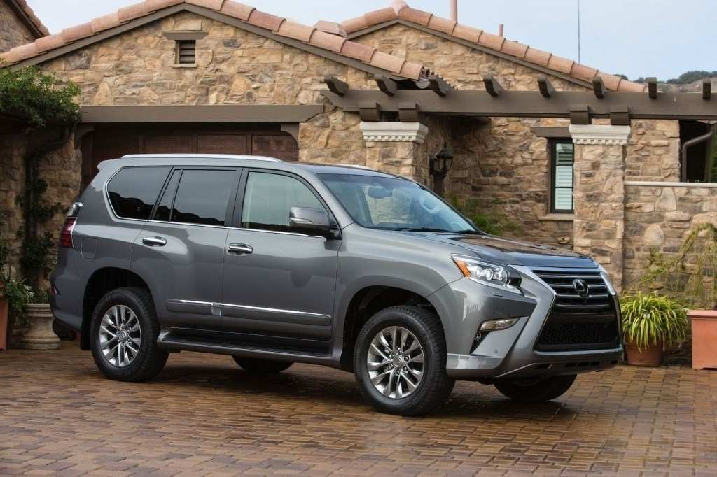 47 The Lexus Gx 2020 New Concept Interior with Lexus Gx 2020 New Concept