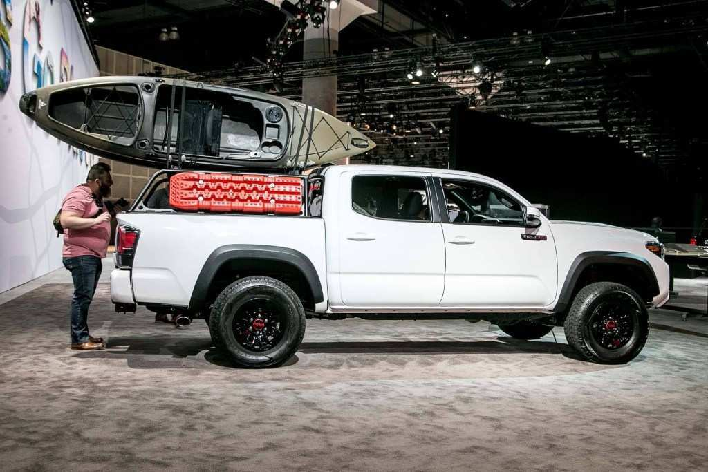 47 The Toyota Tacoma 2020 Exterior Date Concept by Toyota Tacoma 2020 Exterior Date