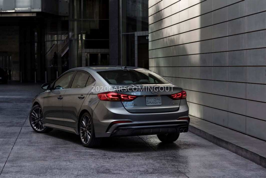 48 All New 2020 Hyundai Sonata Hybrid Sport Engine by 2020 Hyundai Sonata Hybrid Sport
