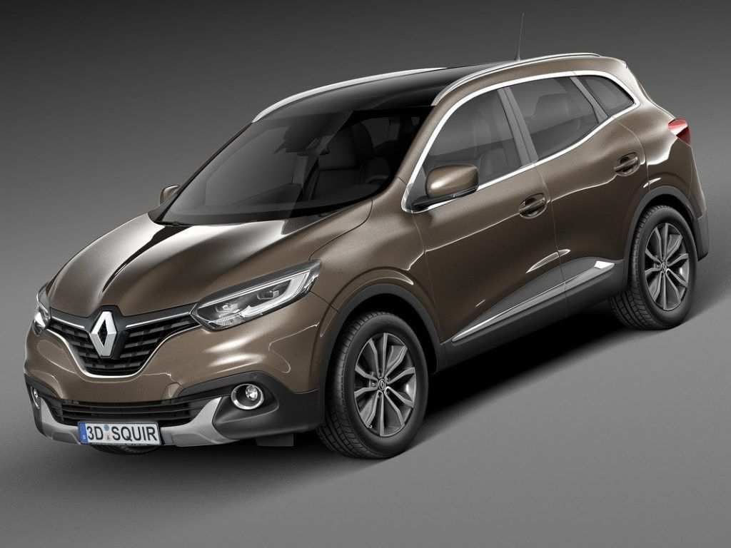 48 All New 2020 Renault Kadjar Speed Test by 2020 Renault Kadjar