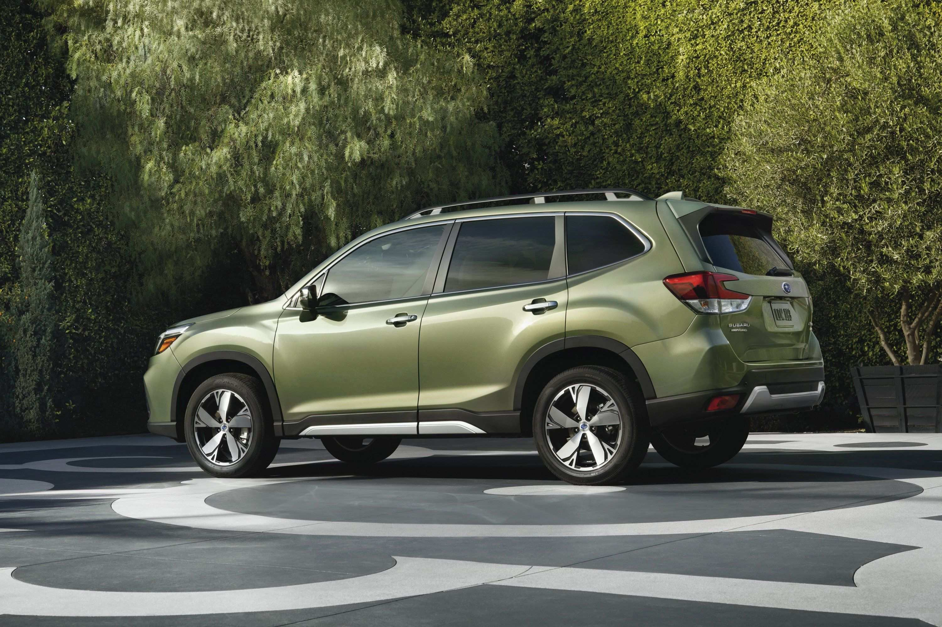 48 All New 2020 Subaru Forester Length Specs by 2020 Subaru Forester Length