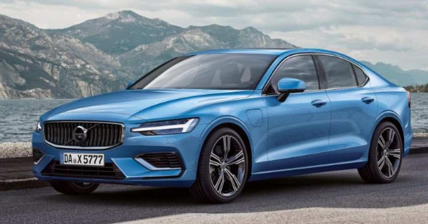 48 All New 2020 Volvo S60 Spy Shoot with 2020 Volvo S60