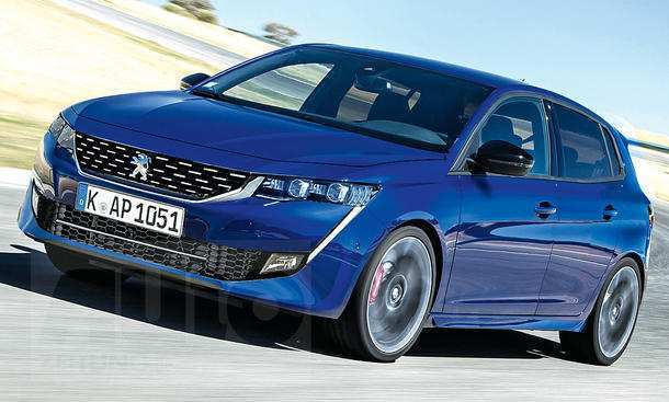 48 Best Review 2020 Peugeot 308 Style for 2020 Peugeot 308