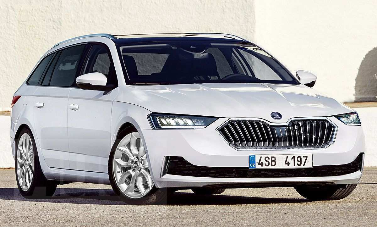 48 Best Review 2020 Skoda Superb Images for 2020 Skoda Superb