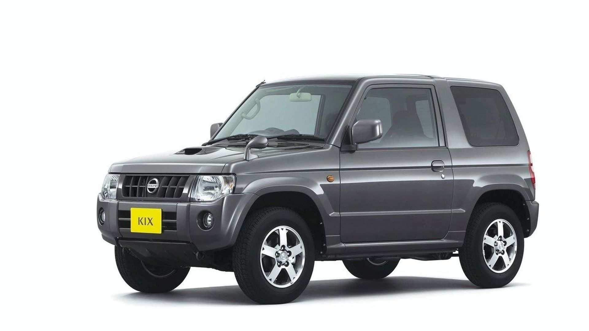 48 Best Review Nissan Kix 2020 New Concept with Nissan Kix 2020