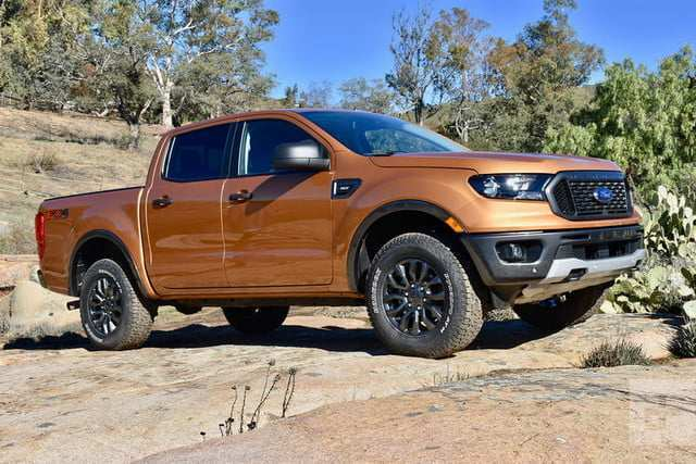 48 Concept of 2020 Ford Ranger Vs BMW Canyon New Review for 2020 Ford Ranger Vs BMW Canyon