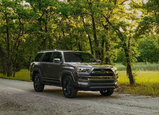 48 Concept of 2020 Toyota 4Runner History with 2020 Toyota 4Runner
