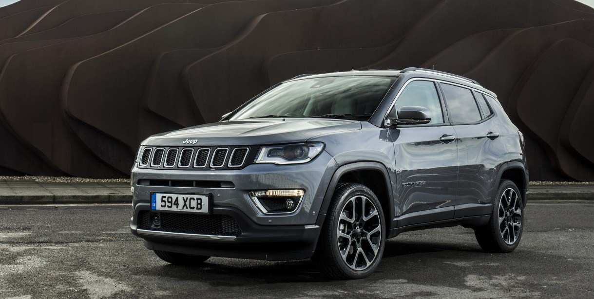 48 Gallery of 2020 Jeep Compass First Drive with 2020 Jeep Compass