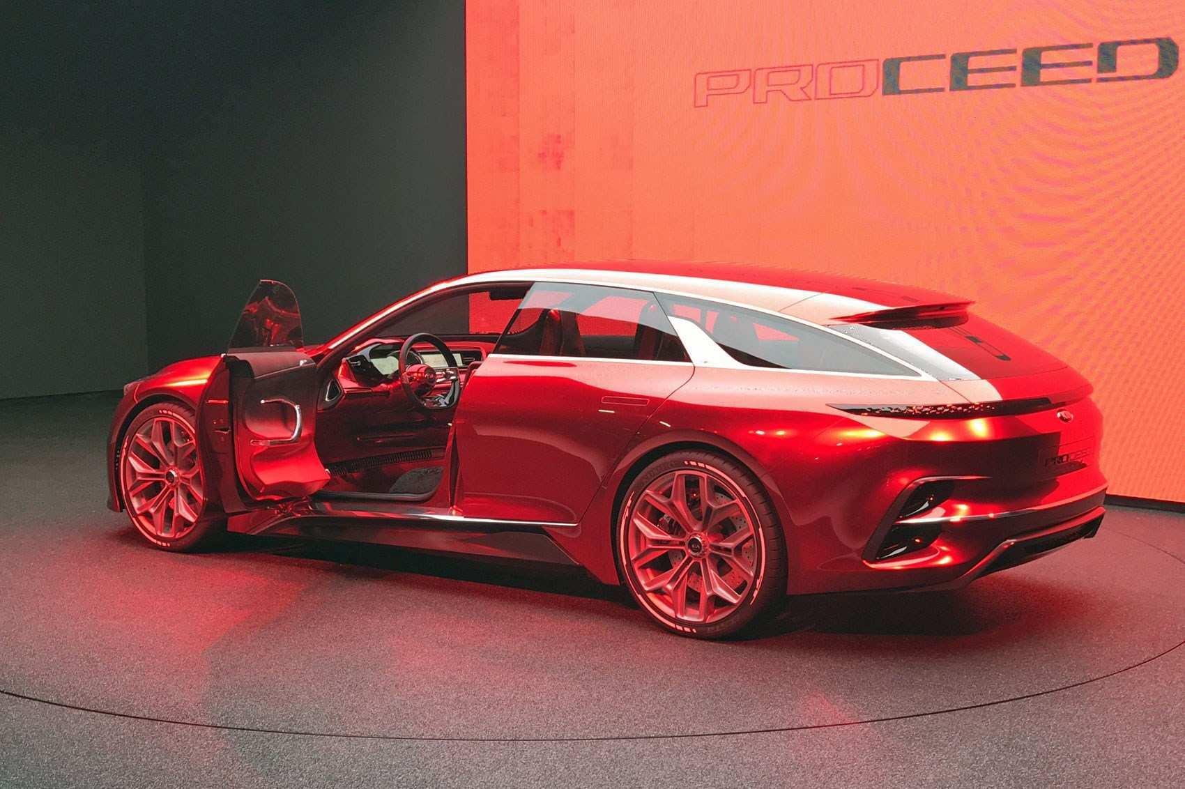 48 Gallery of Kia Pro Ceed Gt 2020 Style by Kia Pro Ceed Gt 2020