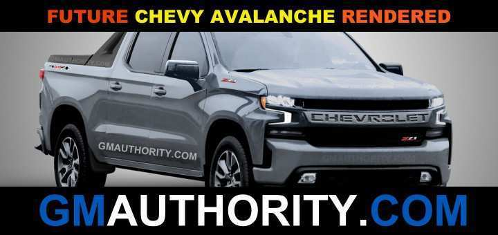 48 Great 2020 Chevy Avalanche Style by 2020 Chevy Avalanche