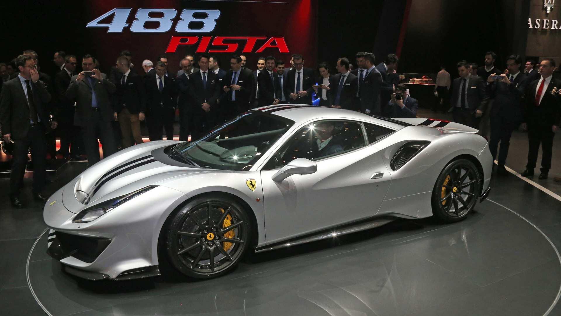48 Great 2020 Ferrari 488 Pista Exterior by 2020 Ferrari 488 Pista