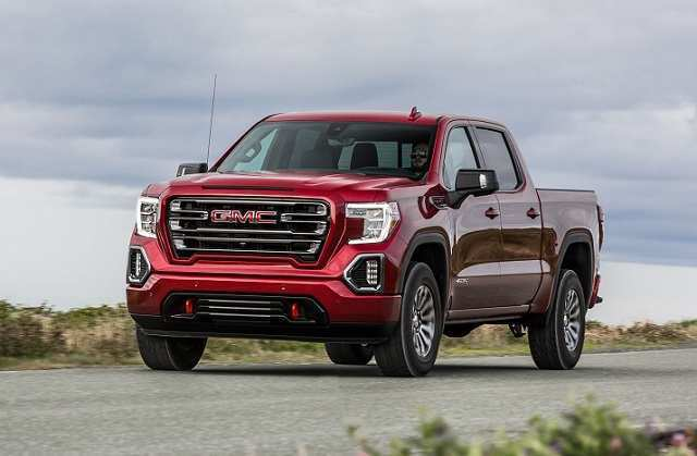48 Great 2020 GMC Sierra 1500 Interior with 2020 GMC Sierra 1500