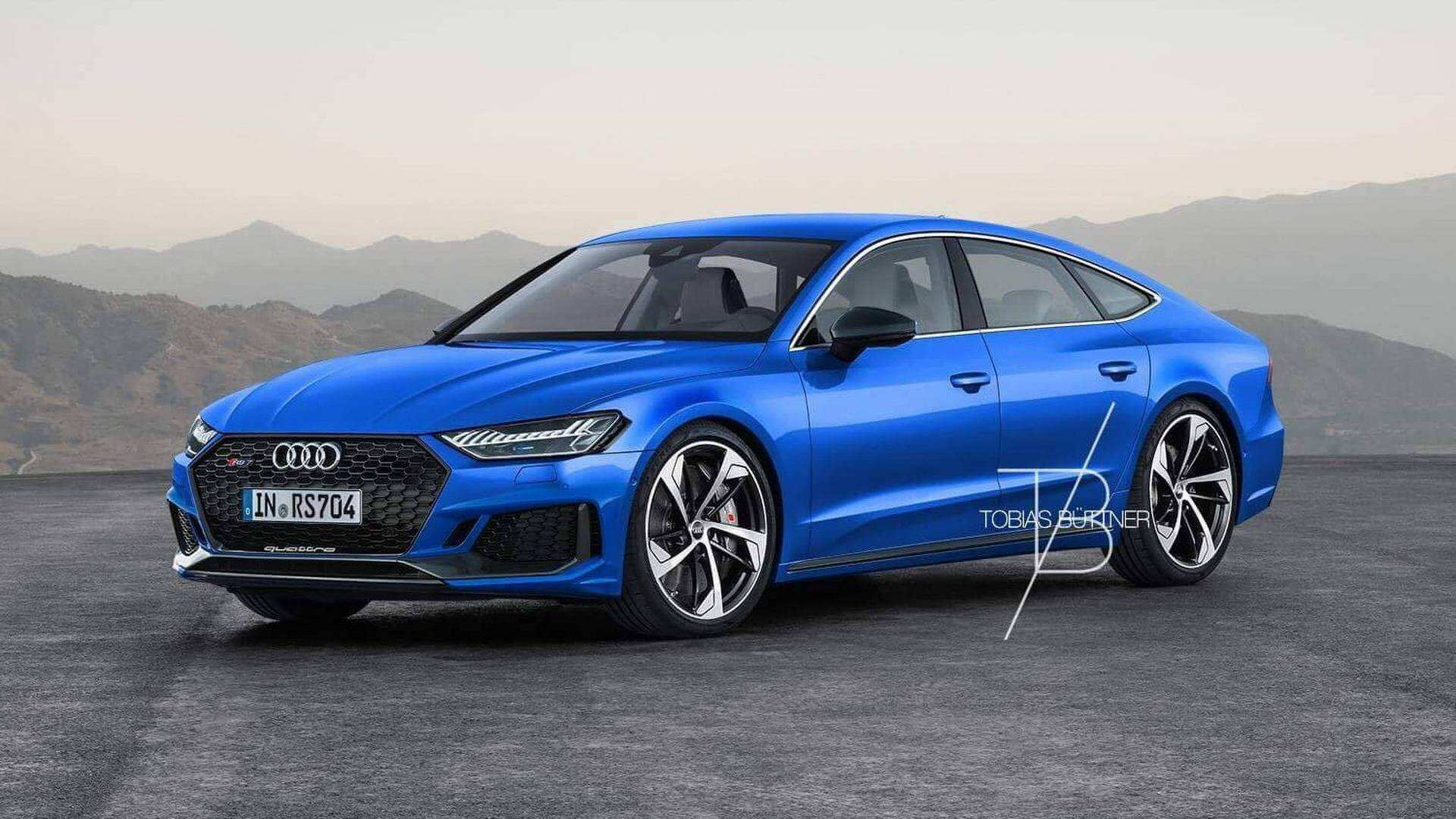 48 New 2020 Audi S7 Configurations for 2020 Audi S7