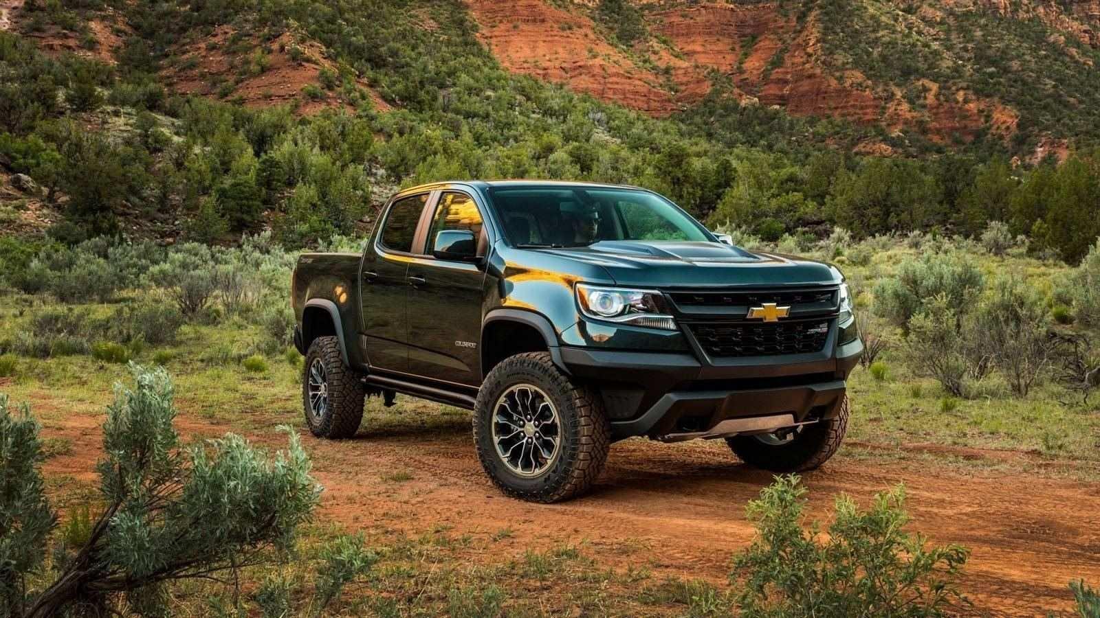 48 New 2020 Chevrolet Colorado Z72 Release for 2020 Chevrolet Colorado Z72