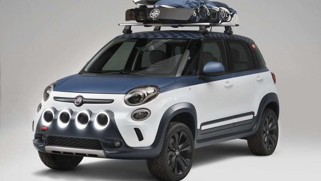48 New 2020 Fiat 500L Release Date by 2020 Fiat 500L