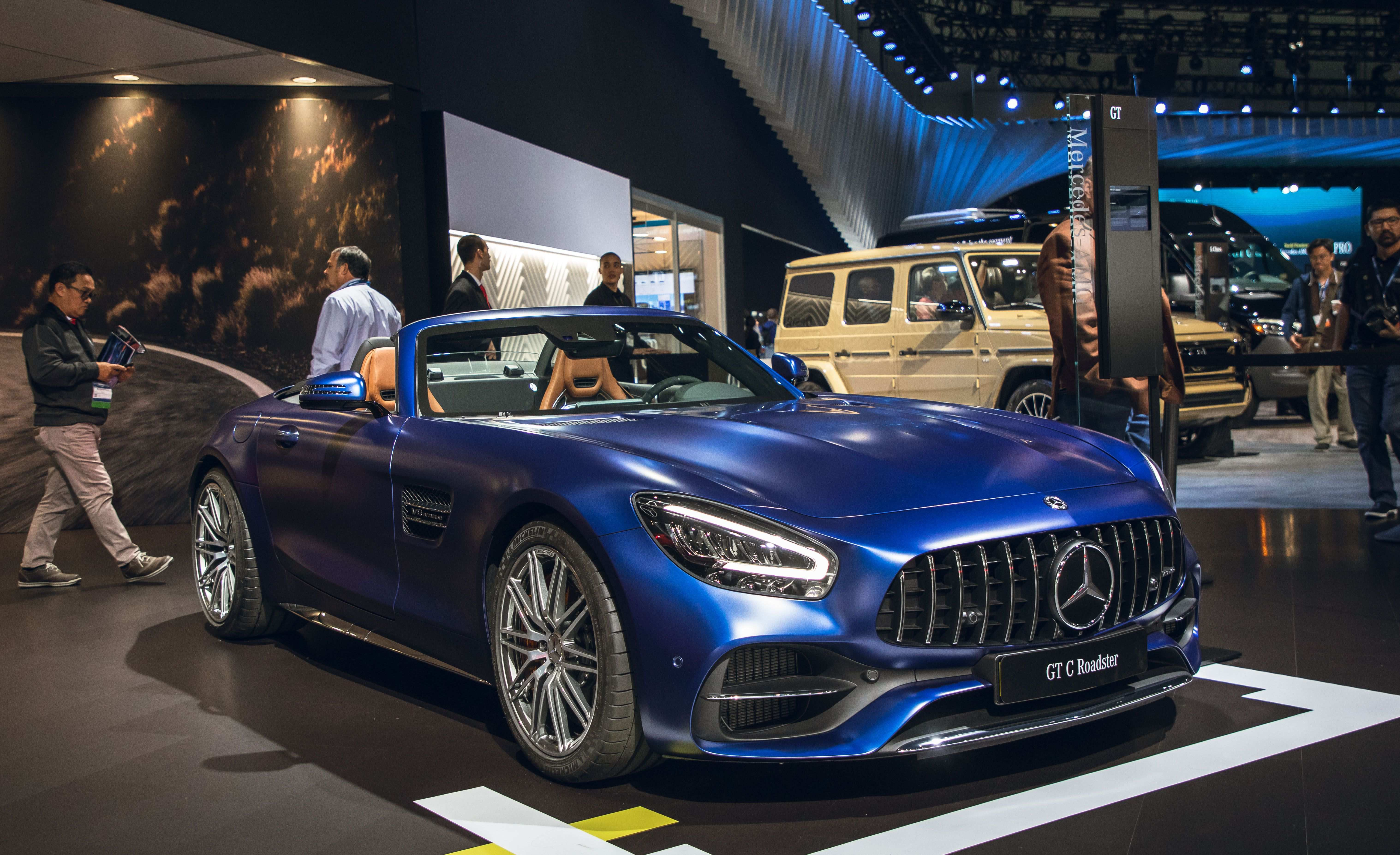 48 New 2020 Mercedes AMG GT Overview by 2020 Mercedes AMG GT