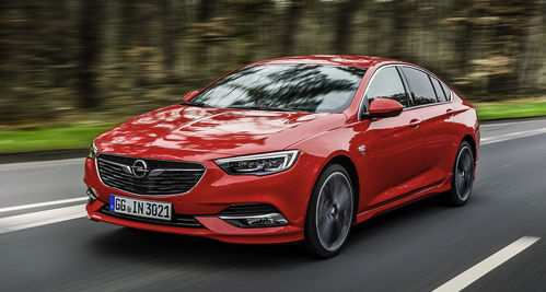 48 New 2020 New Opel Insignia 2018 New Concept by 2020 New Opel Insignia 2018