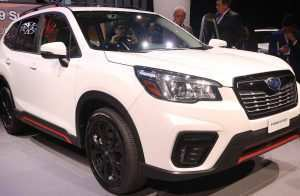 48 New 2020 Subaru Forester Unveiling Specs and Review by 2020 Subaru Forester Unveiling