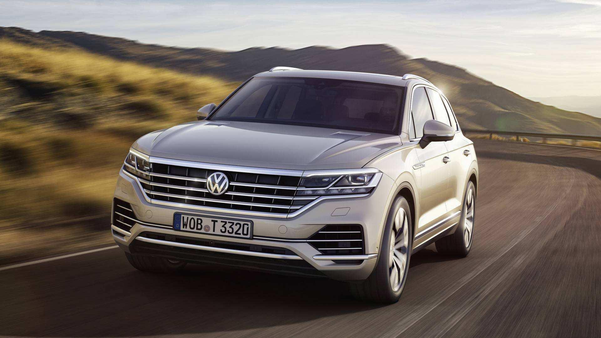 48 New VW Touareg 2020 New Concept Performance for VW Touareg 2020 New Concept