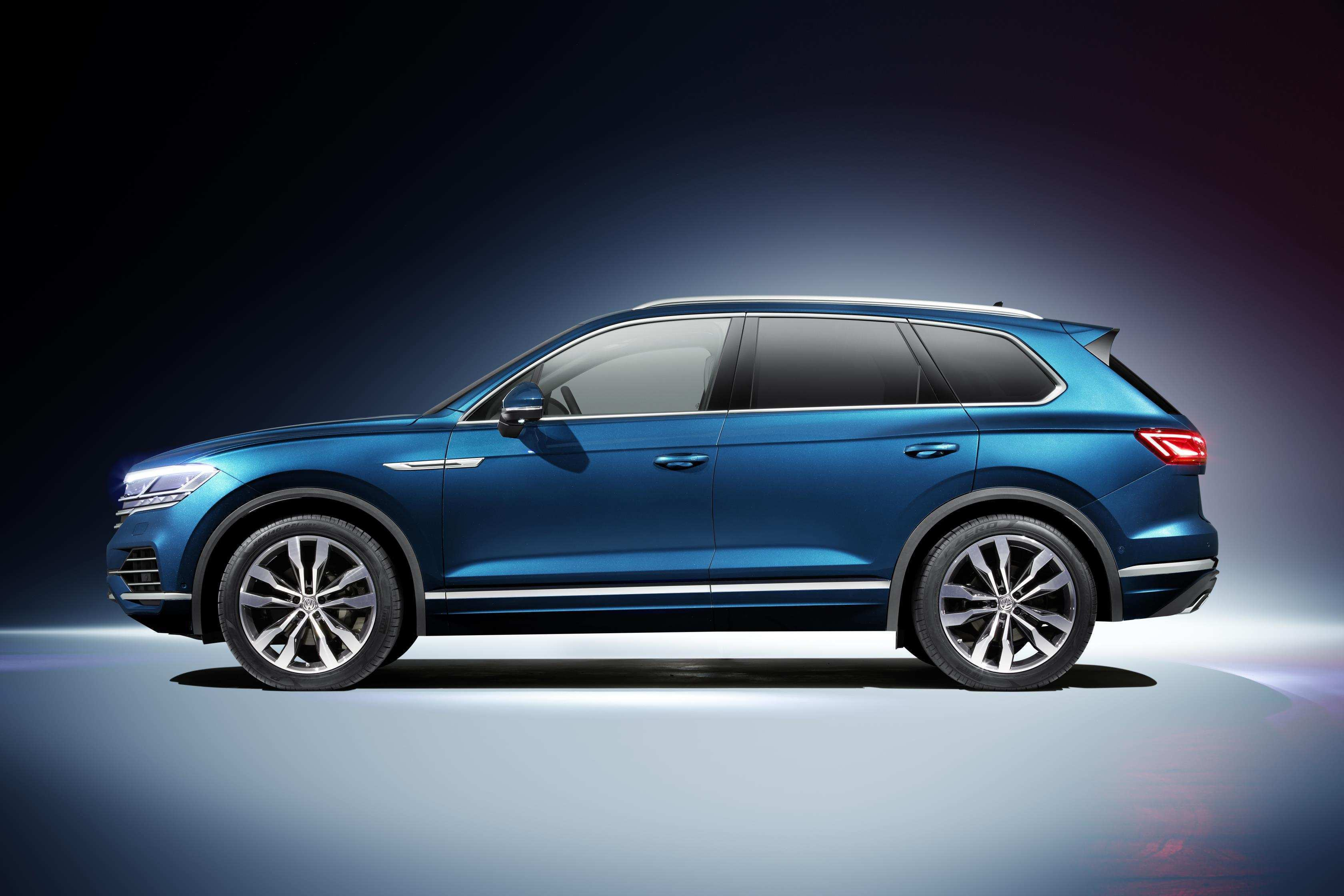 48 New Volkswagen Touareg 2020 Exterior In India Research New with Volkswagen Touareg 2020 Exterior In India
