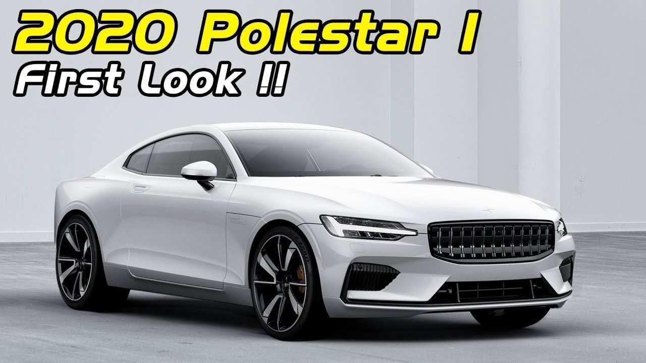 48 New Volvo Polestar 2020 Price for Volvo Polestar 2020