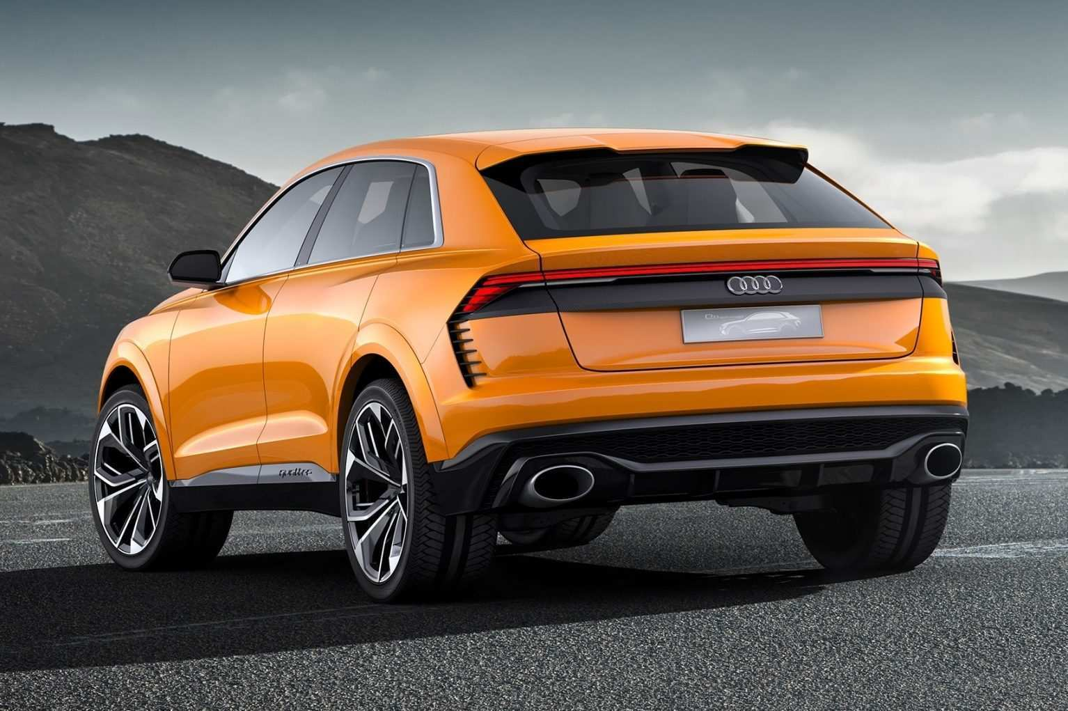 48 The 2020 Audi Q8 Picture for 2020 Audi Q8