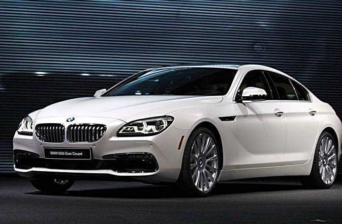48 The 2020 BMW 6 Engine by 2020 BMW 6