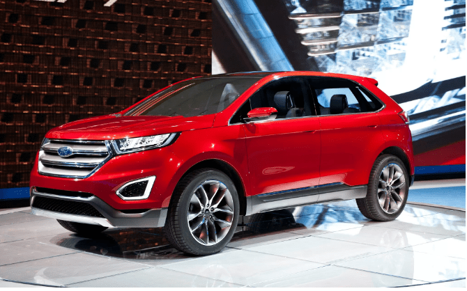 48 The 2020 Ford Edge Style by 2020 Ford Edge