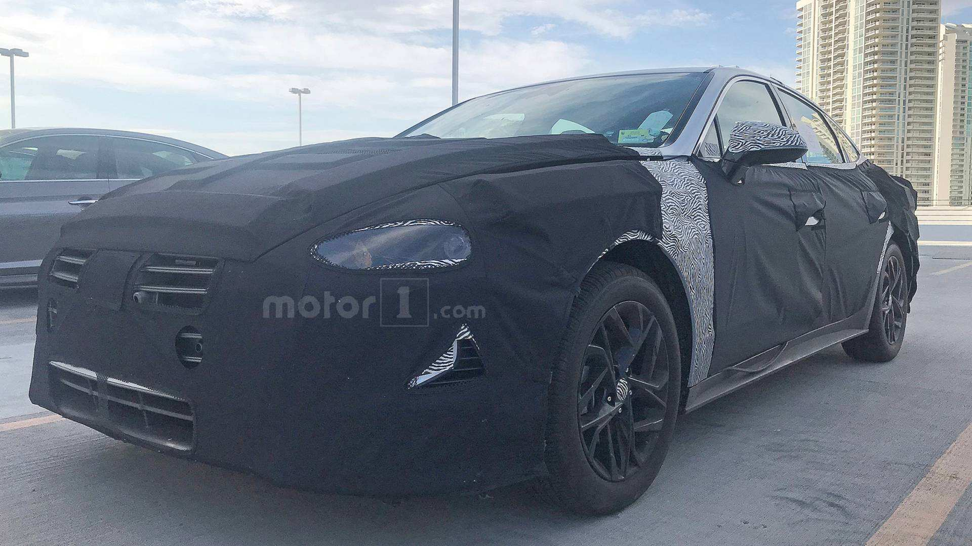 48 The 2020 Hyundai Sonata Hybrid Model with 2020 Hyundai Sonata Hybrid