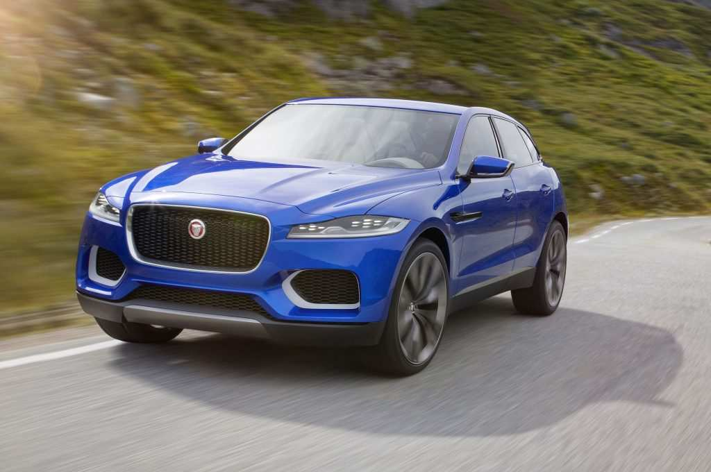 48 The 2020 Jaguar C X17 Crossover Interior with 2020 Jaguar C X17 Crossover