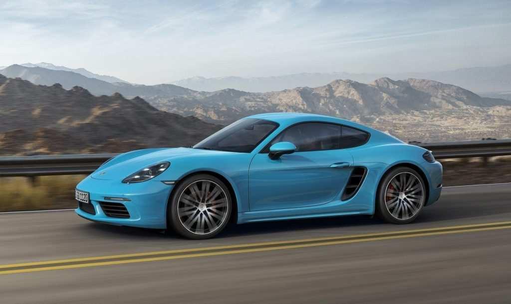 48 The 2020 Porsche Boxster S Exterior by 2020 Porsche Boxster S