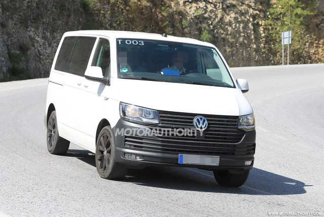 48 The 2020 VW Transporter Concept by 2020 VW Transporter