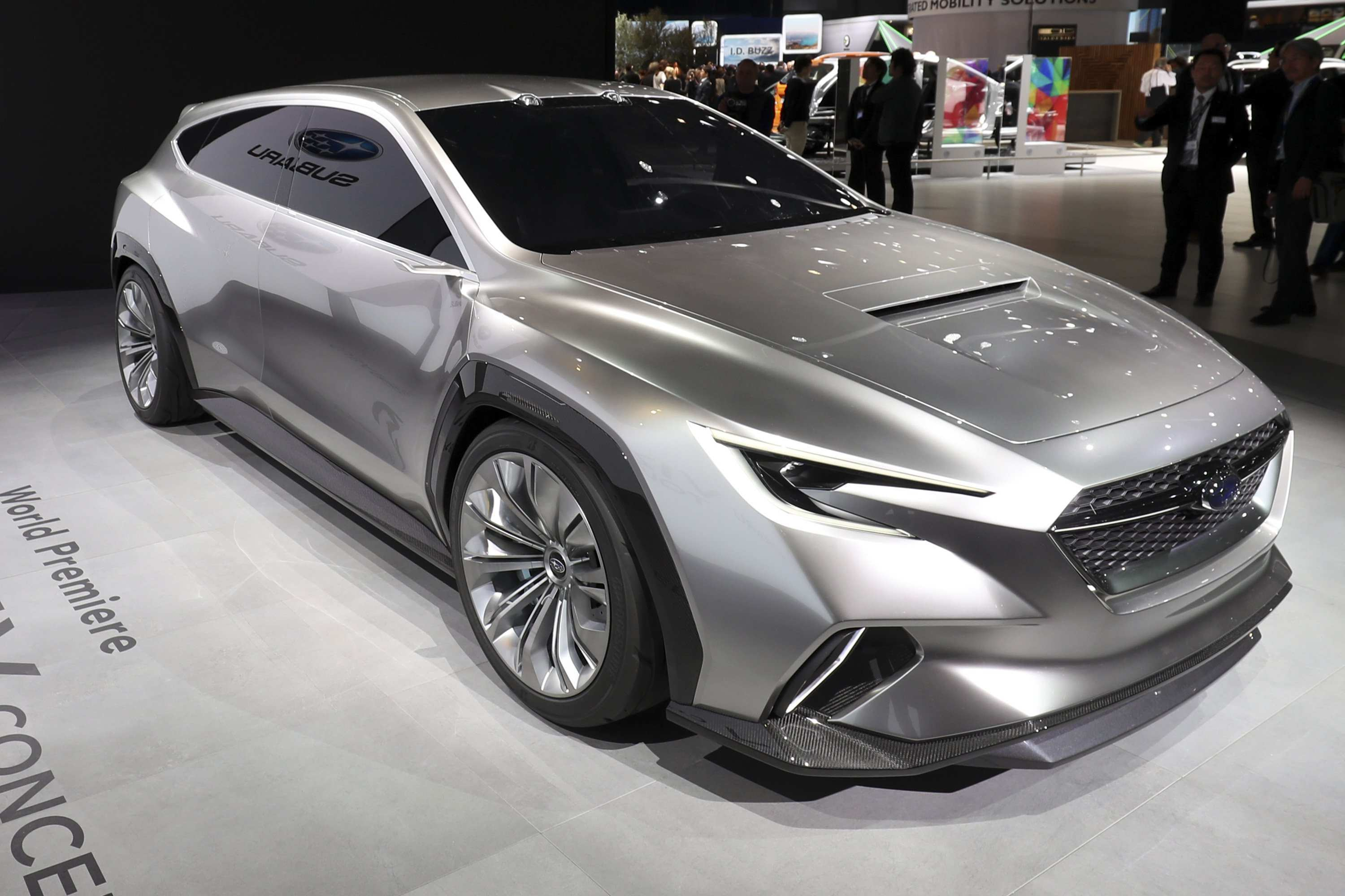 48 The Subaru 2020 New New Concept Price and Review by Subaru 2020 New New Concept