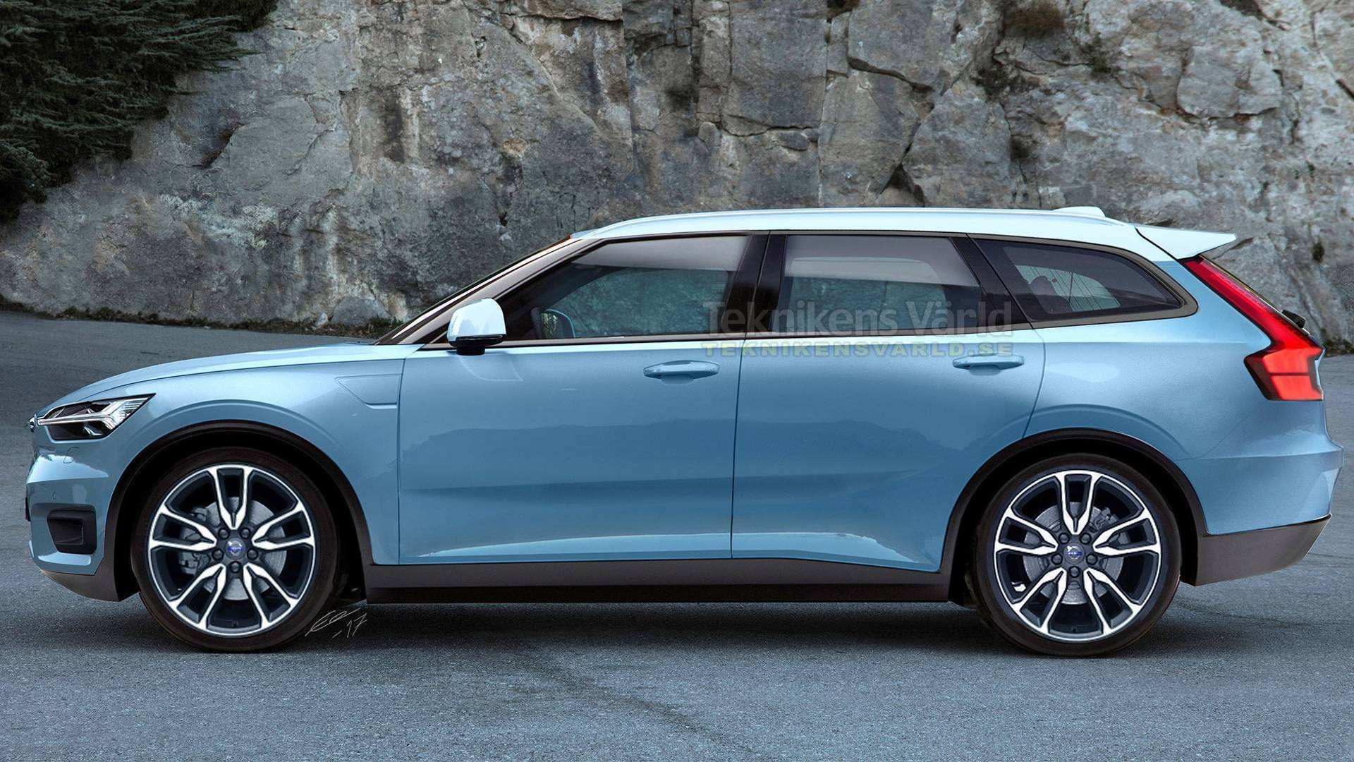 48 The Volvo Wagon 2020 Performance and New Engine for Volvo Wagon 2020
