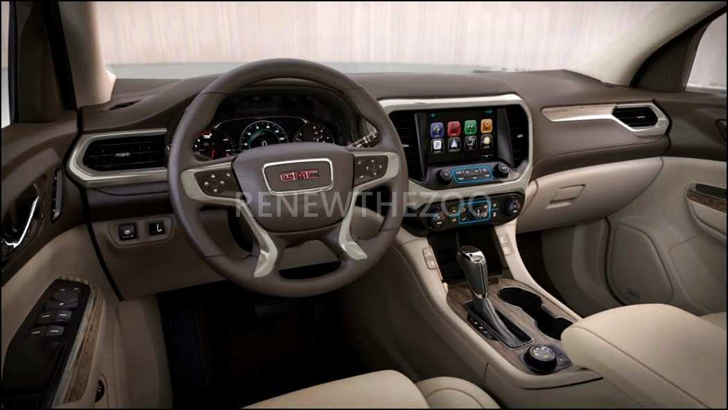 49 All New 2020 Gmc Acadia Denali Model for 2020 Gmc Acadia Denali