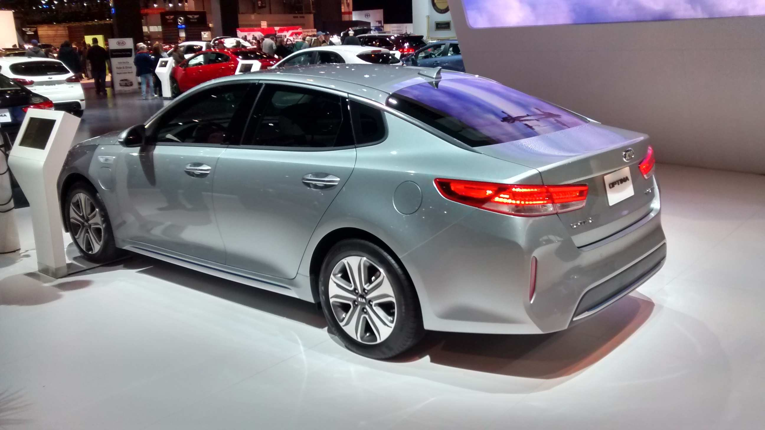 49 All New 2020 Kia Optima Plug In Hybrid Redesign for 2020 Kia Optima Plug In Hybrid