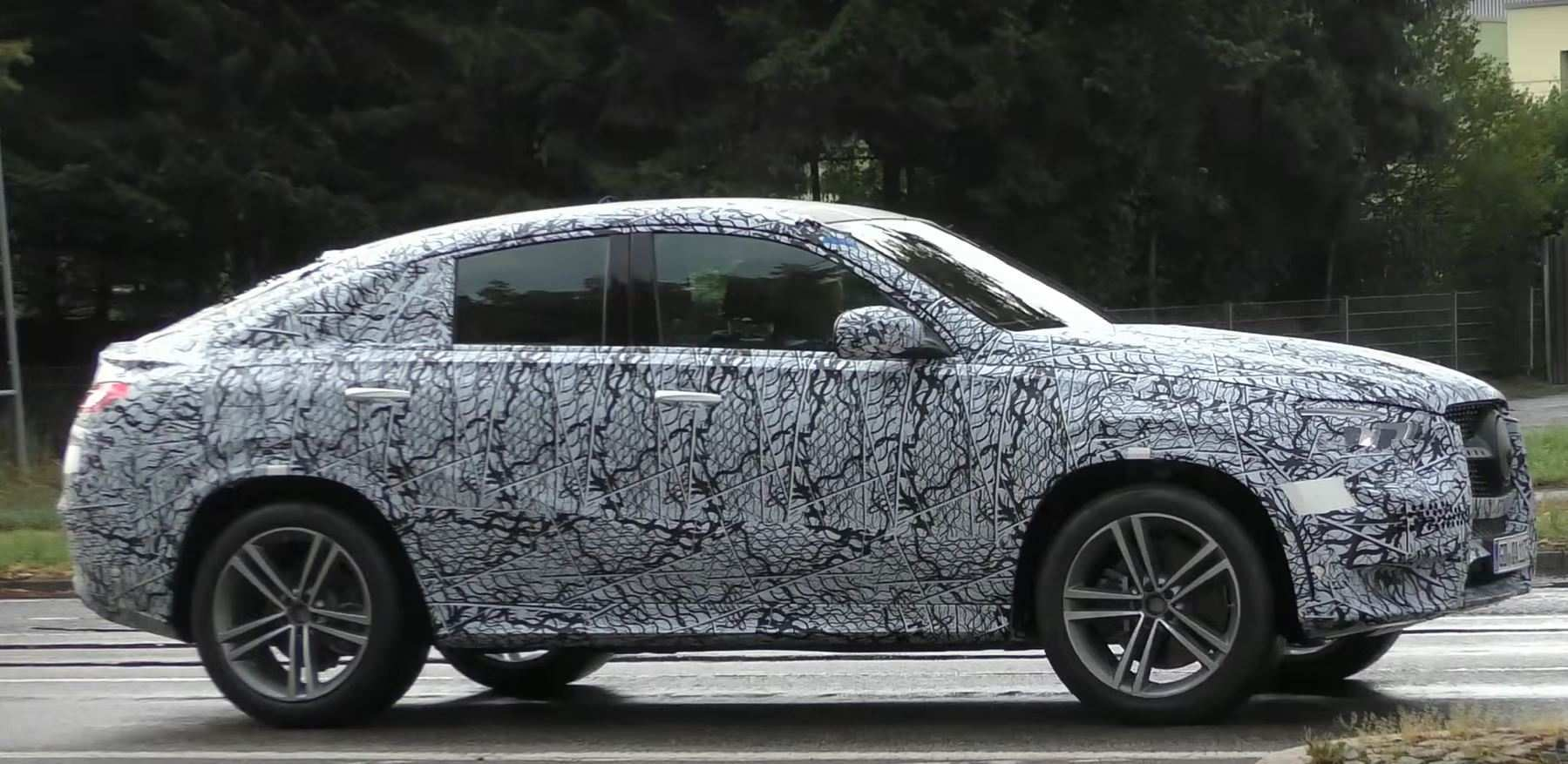 49 All New 2020 Mercedes Gle Coupe Model for 2020 Mercedes Gle Coupe