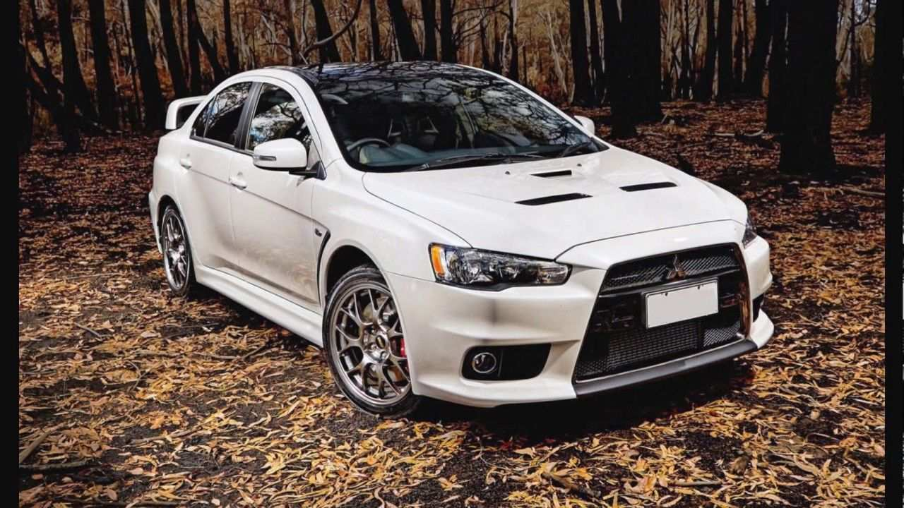 49 All New 2020 Mitsubishi Lancer 2018 Rumors for 2020 Mitsubishi Lancer 2018