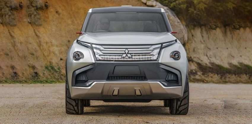 49 All New 2020 Mitsubishi Pajero Redesign for 2020 Mitsubishi Pajero