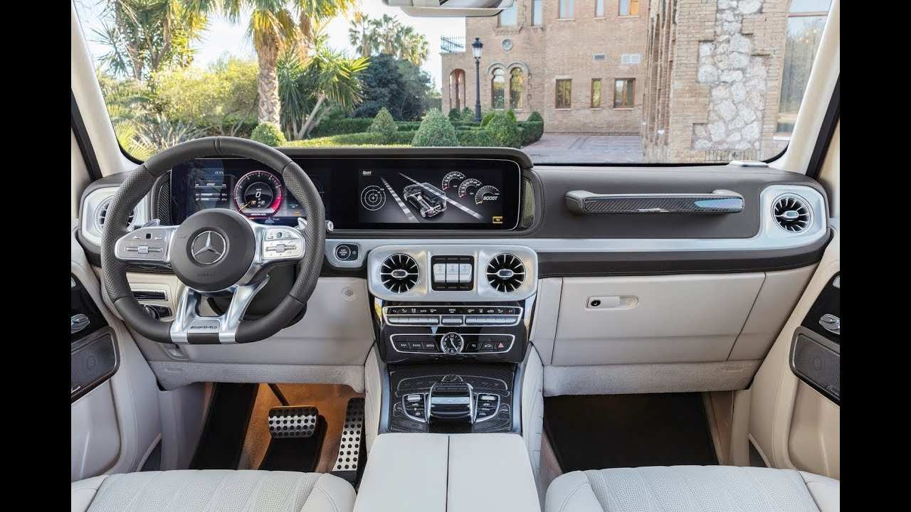 49 All New Mercedes G63 2020 Exterior with Mercedes G63 2020