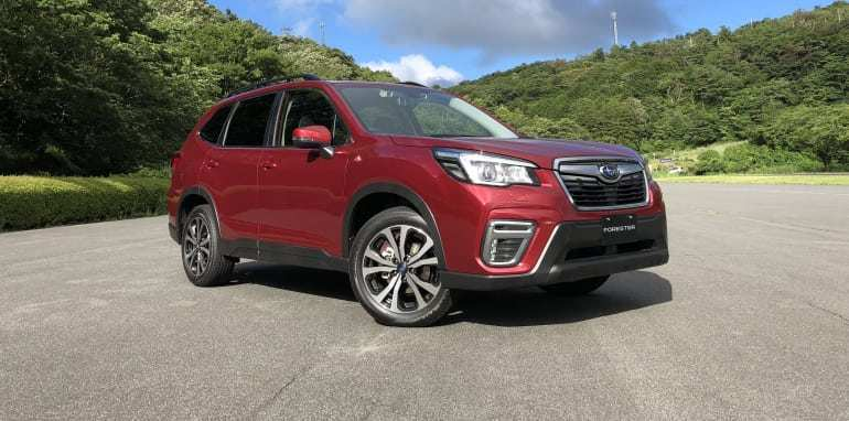 49 All New Subaru Forester 2020 Australia Model by Subaru Forester 2020 Australia