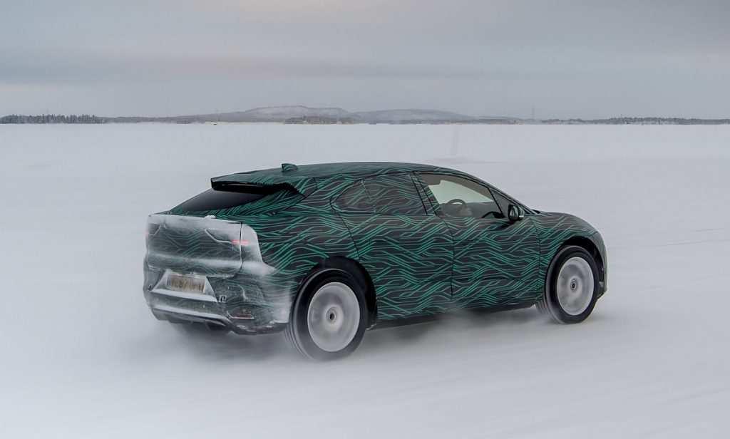 49 Best Review 2020 Jaguar I Pace Exterior History with 2020 Jaguar I Pace Exterior