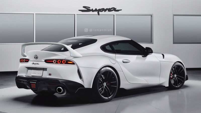 49 Best Review Toyota 2020 Supra Specs and Review for Toyota 2020 Supra