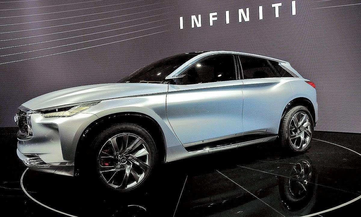 49 Concept of 2020 Infiniti Fx50 Spy Shoot for 2020 Infiniti Fx50