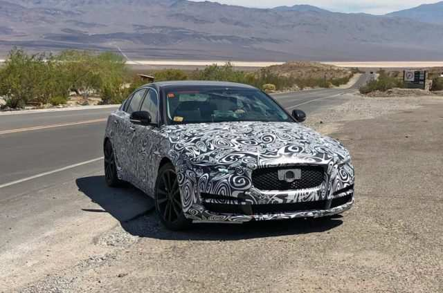 49 Concept of 2020 Jaguar Xe Sedan Images for 2020 Jaguar Xe Sedan
